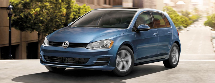 2017 Golf Volkswagen Golf