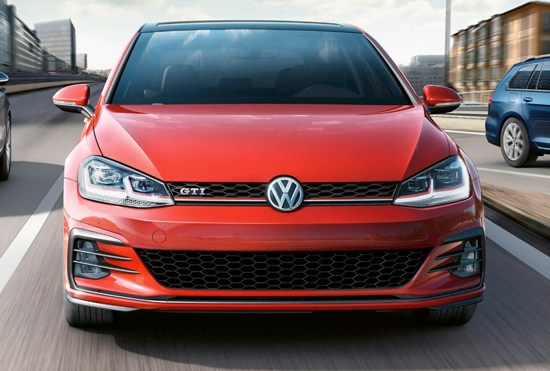 2018 Volkswagen Golf GTI Colors & Trims Available in Lynbrook