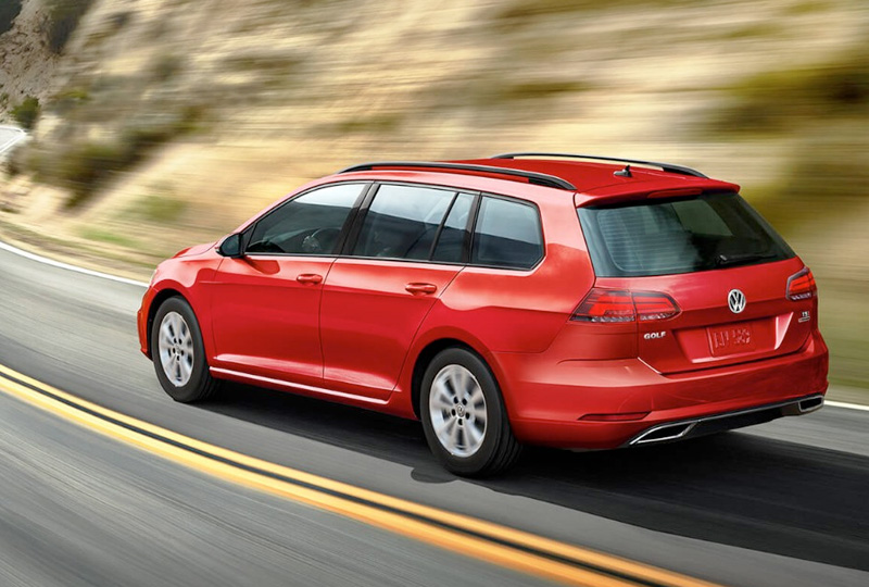 2018 Volkswagen Golf Sportwagen In Jacksonville Fl