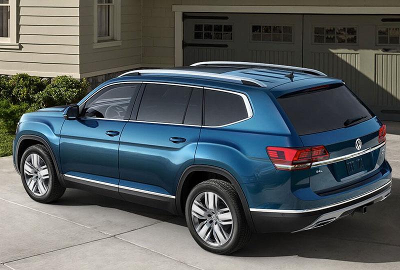 2018 Volkswagen Atlas in St. Petersburg, FL, Serving Tampa & Clearwater, FL