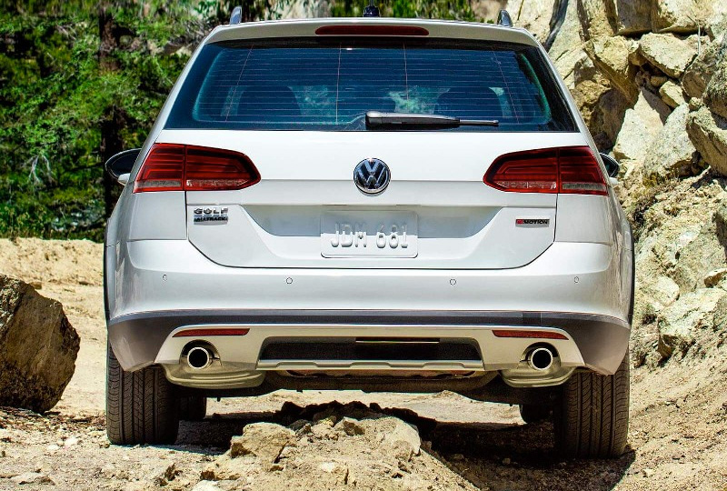 2019 Volkswagen Golf Alltrack Design