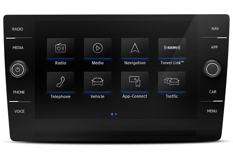 2019 Volkswagen Golf Alltrack Technology