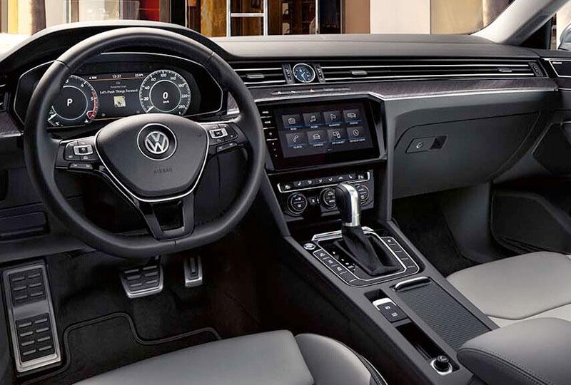 2019 Volkswagen Arteon Design