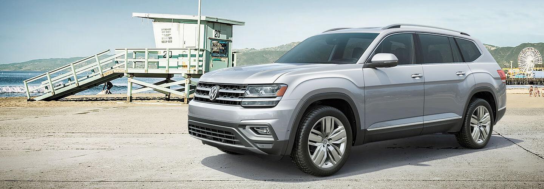 2019 Volkswagen Atlas In Jacksonville Fl