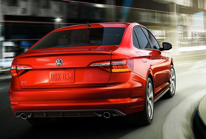 2019 Volkswagen Jetta GLI Design