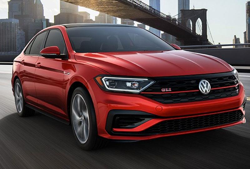2019 Volkswagen Jetta GLI Performance