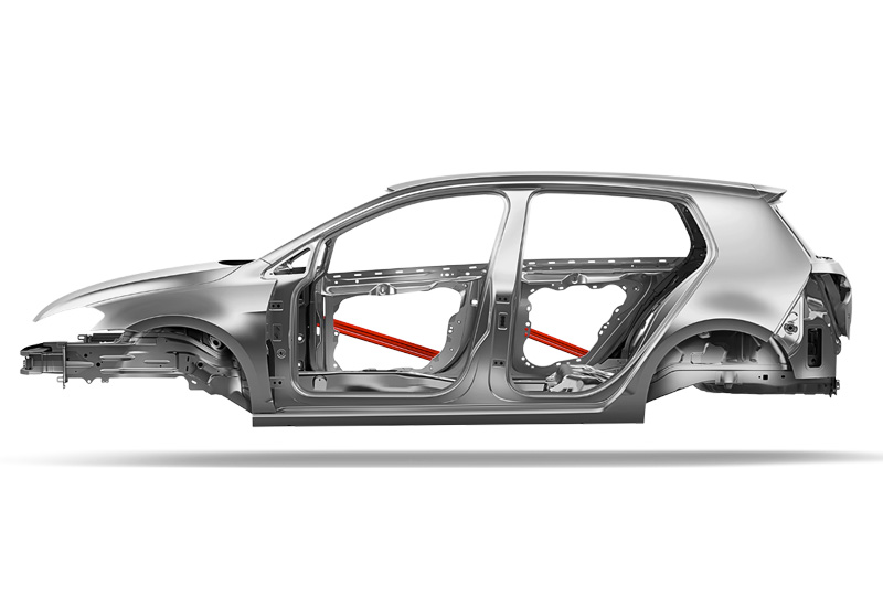 2019 VW e-Golf SAFETY