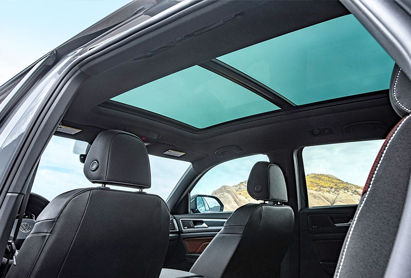 2020 atlas Sport CP Panoramic Sunroof