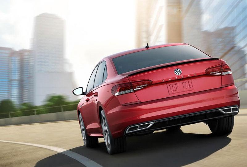 2020 Volkswagen Passat Design