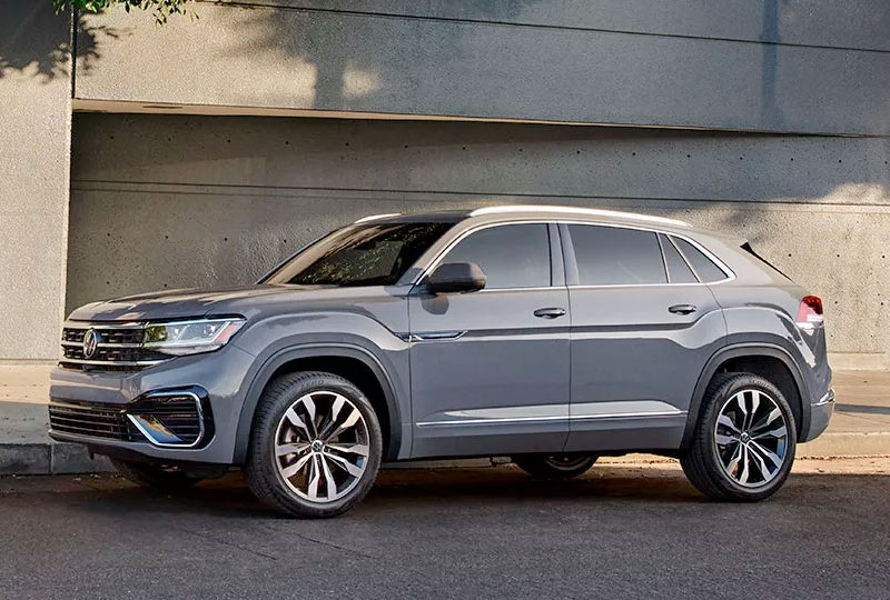 2021 vw Atlas Cross Sport design