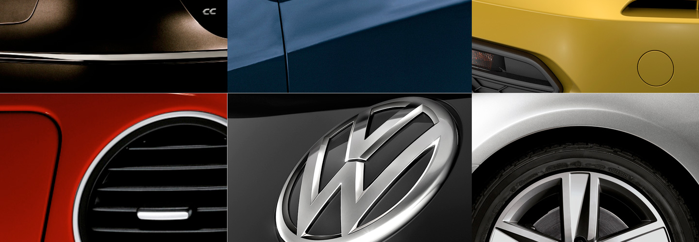 VW Logo and Colors