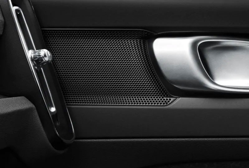 volvo audio systems high performance