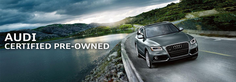 Audi Certified Pre Owned >> Audi Certified Pre Owned Vehicles In Morton Grove Il