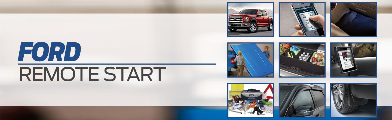 Ford remote start Pompano Beach FL