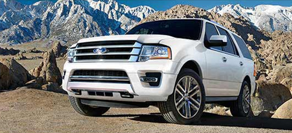 2017 Expedition Exterior Styling
