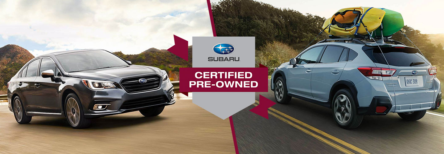 Subaru Certified Pre-owned Vehicles in Lawrence, KS ...
