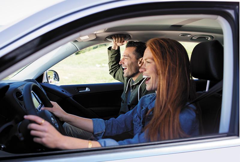 VW Happy People